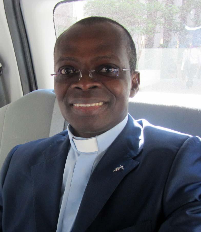 Père François NANAN